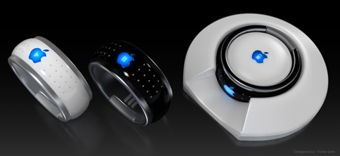 iRing design by Victor Soto